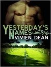 Yesterday's Names - Vivien Dean