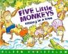 Five Little Monkeys Sitting in a Tree (Read-aloud) (A Five Little Monkeys Story) - Eileen Christelow