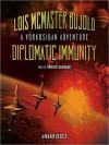 Diplomatic Immunity (Audio) - Lois McMaster Bujold, Grover Gardner
