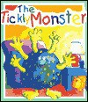 The Tickly Monster [With Tickly Monster Hand Puppet] - Barron's Book Notes, Sue King