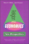 Religion and Economics: New Perspectives - Bruce Chilton, Jacob Neusner