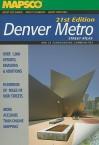 Mapsco Denver Regional Street Atlas - Mapsco Inc