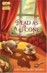 Dead as a Scone - Ron Benrey, Janet Benrey