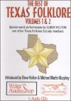 The Best Of Texas Folklore, Volumes I & Ii (6 C Ds) - Elmer Kelton