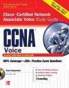 CCNA Cisco Certified Network Associate Voice Study Guide (Exams 640-460 & 642-436) (Certification Press) - Tom Carpenter