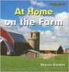 At Home on the Farm - Sharon Gordon