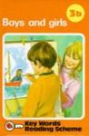 Boys and Girls - 3 B - - W. Murray