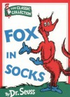 Fox In Socks (Book & Tape) - Adrian Edmondson