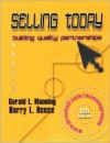 Selling Today: Building Quality Partnerships - Gerald L. Manning, Barry L. Reece