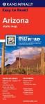 Arizona Easy to Read - Rand McNally