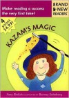 Kazam's Magic: Brand New Readers - Amy Ehrlich, Barney Saltzberg