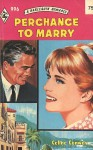 Perchance to Marry - Celine Conway