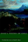 Ovid's Poetry of Exile - Ovid, David R. Slavitt
