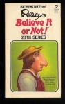 Ripley's Believe It or Not 28 - Mike Ripley, Robert L. Ripley