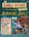 The Slimy Stuarts: Burning Boils (Horrible History Magazines, #20) - Terry Deary, Alan Craddock, Martin C. Brown, Patrice Aggs