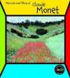Claude Monet (The Life & Work Of) - Heinemann