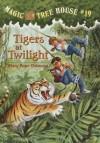Tigers at Twilight (A Stepping Stone Book(TM)) - Mary Pope Osborne, Sal Murdocca