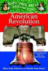 American Revolution (Magic Tree House Research Guide, #11) - Mary Pope Osborne, Natalie Pope Boyce, Sal Murdocca