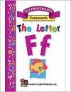 The Letter F Easy Reader - SUSAN B. BRUCKNER, LINDA KINGMAN