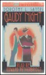 Gaudy Night - Edward Petherbridge, Dorothy L. Sayers