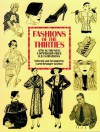Fashions of the Thirties: 476 Authentic Copyright-Free Illustrations - Carol Belanger Grafton