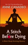 A Stitch Before Dying - Anne Canadeo