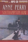 Southampton Row - Anne Perry, Michael Page