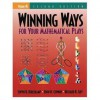 Winning Ways for Your Mathematical Plays, Volume 4 - Elwyn R. Berlekamp, John Horton Conway, Richard K. Guy