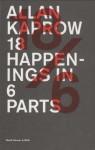 Allan Kaprow: 18 Happenings in 6 Parts - Andre Lepeke, Eva Meyer-Hermann