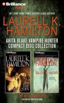 Anita Blake Vampire Hunter CD Collection 2: The Harlequin, Blood Noir - Laurell K. Hamilton, Cynthia Holloway