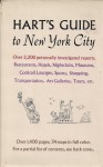 Hart's Guide to New York City - Harold H. Hart
