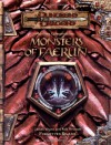 Monster Compendium: Monsters of Faerun (Dungeon & Dragons d20 3.5 Fantasy Roleplaying) - James Wyatt, Rob Heinsoo
