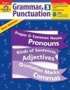 Grammar & Punctuation, Grade 3 - Jo Ellen Moore
