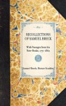 Recollections of Samuel Breck - Samuel Breck, Horace Scudder