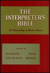 The Interpreter's Bible, Vol. 5: Ecclesiastes, Song of Songs, Isaiah, Jeremiah - George Arthur Buttrick