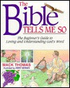 Bible Tells Me So - Mack Thomas, Jerry Werner, Thomas Mack