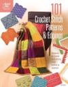 101 Crochet Stitch Patterns & Edgings (Annie's Attic: Crochet) - Connie Ellison