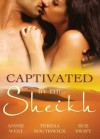 Mills & Boon : Captivated By The Sheikh/For The Sheikh's Pleasure/The Sheikh's Contract Bride/In The Sheikh's Arms - Annie West, Teresa Southwick, Sue Swift