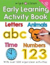 Wipe Clean Early Learning Activity Book (Wipe Clean Early Learning Activity Books) - Roger Priddy