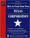 How to Form Your Own Texas Corporation - Anthony Mancuso