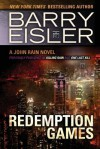 Redemption Games - Barry Eisler