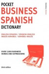 Pocket Business Spanish Dictionary 2ed - A & C Black