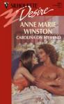 Carolina On My Mind (Silhouette Desire, #845) - Anne Marie Winston