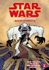 Star Wars: Clone Wars Adventures Volume 8 - Chris Avellone, Jason Hall, Jeremy Barlow, Matt Fillbach, Shawn Fillbach, Ethen Beavers