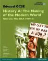 Edexcel GCSE History A the Making of the Modern World: Unit 2C USA 1919-41 SB 2013: Unit 2C (Edexcel GCSE MW History 2013) - Jane Shuter