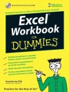 Excel Workbook For Dummies - Greg Harvey