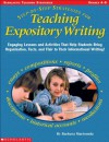 Step-By-Step Strategies for Teaching Expository Writing - Barbara Mariconda