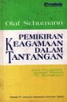 Pemikiran Keagamaan dalam Tantangan - Olaf Schumann