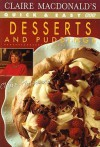 Quick and Easy Desserts and Puddings - Claire Macdonald