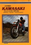 Kawasaki Kz, Z & ZX750, 1980-1985: Service, Repair, Maintenance - Ron Wright, Clymer, Sydnie A. Wauson